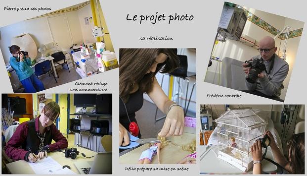Projet photos